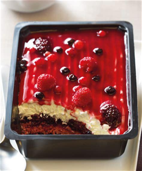 tiramisu aux fruits rouges surgel 233 gamme glaces desserts glac 233 s sur thiriet