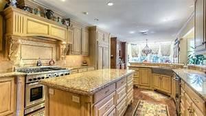Marble kitchen interior, luxury, home