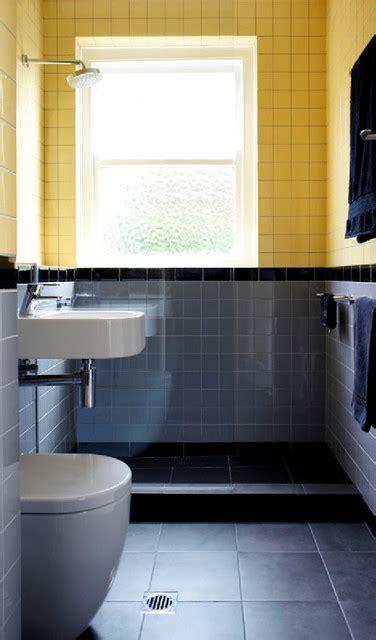 point piper art deco inspired contemporary bathroom