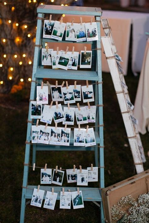 fun photo display ideas  birthdays photo ideas