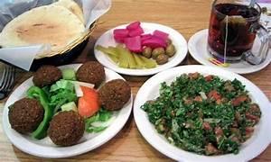 Lebanese Falafel - LEBANESE RECIPES