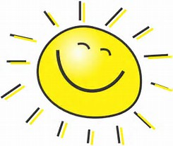 Image result for sun clipart
