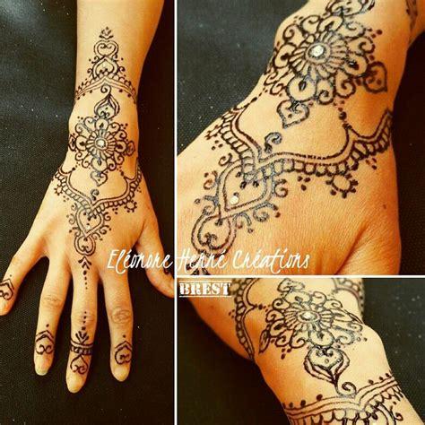 modele de henné henn 233 noir naturel et strass 16 05 2016 by