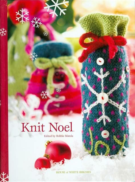 knit noel knitting patterns book of great knitted