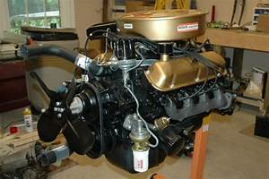 1965 Mustang 289 V8 Engine  Concours Restored