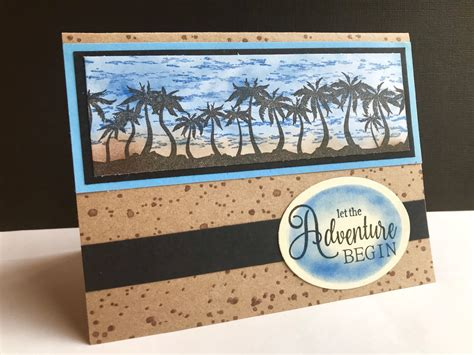 DRS Designs Rubber Stamps: Beach and Desert
