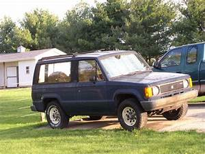 1986 Isuzu Trooper Ii Service Repair Manual