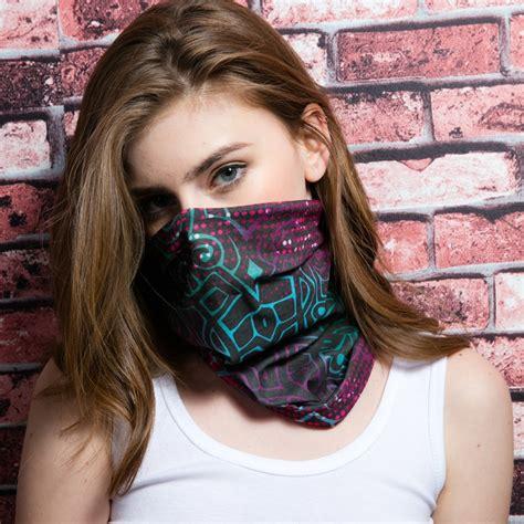 Unisex Outdoor sports magic headband cycling bicycle mask