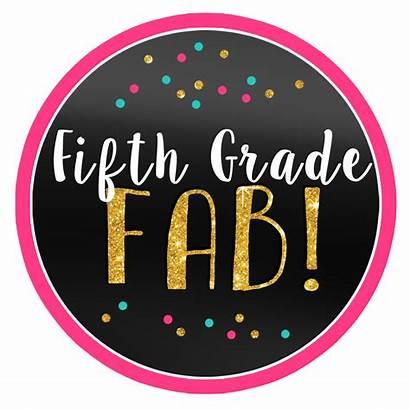 Fifth Grade Fab Designs