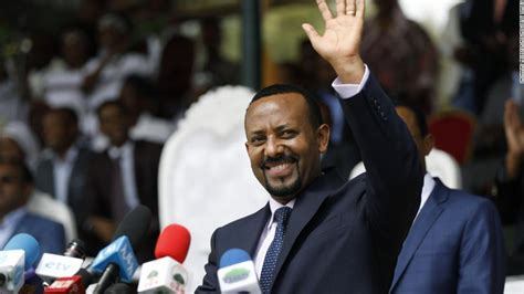 ethiopias abiy ahmed  transforming  country