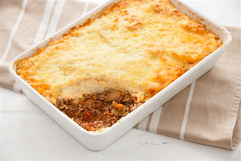 Cottage Pie Easy by Cottage Pie With Cauliflower Topping Recipe And