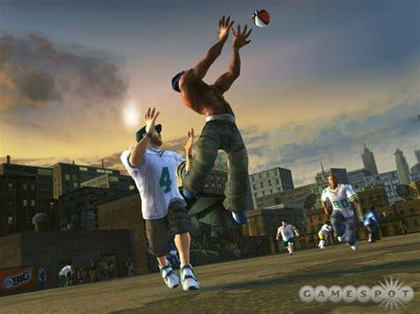 nfl street  hands  gamespot