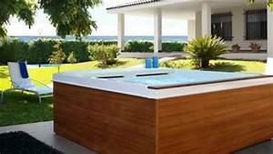 pool selber gebaut youtube With whirlpool garten mit beton balkon abdichten