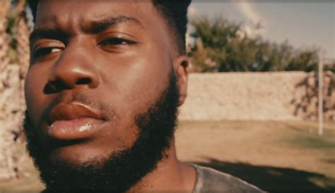 Watch Khalid's Music Video For Breakout Single