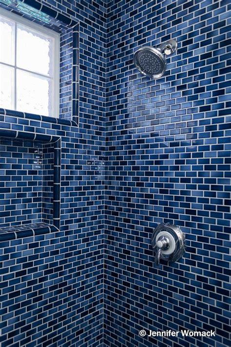 fujiwa glasstel ii indigo  ceramic tiles bathing
