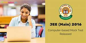 Computer Test 2016 : jee main 2016 cbse introduces mock test for computer based exam testprep content hub ~ Eleganceandgraceweddings.com Haus und Dekorationen