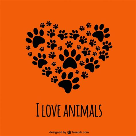 Animal Wallpaper Designs - paw vectors photos and psd files free