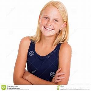 Pre Teen Girl Stock Photos