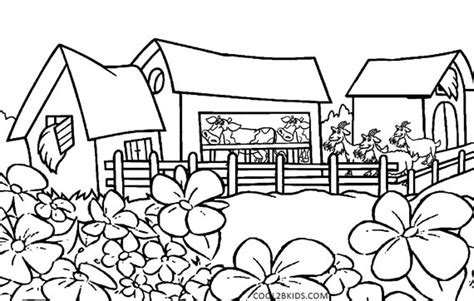 Printable Nature Coloring Pages For Kids