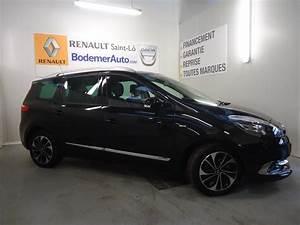 Voiture Occasion Boite Automatique Diesel Renault : voiture occasion renault grand scenic iii dci 110 fap eco2 bose edc 7 pl 2015 diesel 50000 saint ~ Gottalentnigeria.com Avis de Voitures