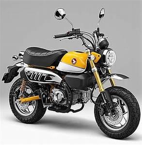Honda Monkey 125 : honda monkey 125 unveiled tokyo motor show 2017 ~ Melissatoandfro.com Idées de Décoration