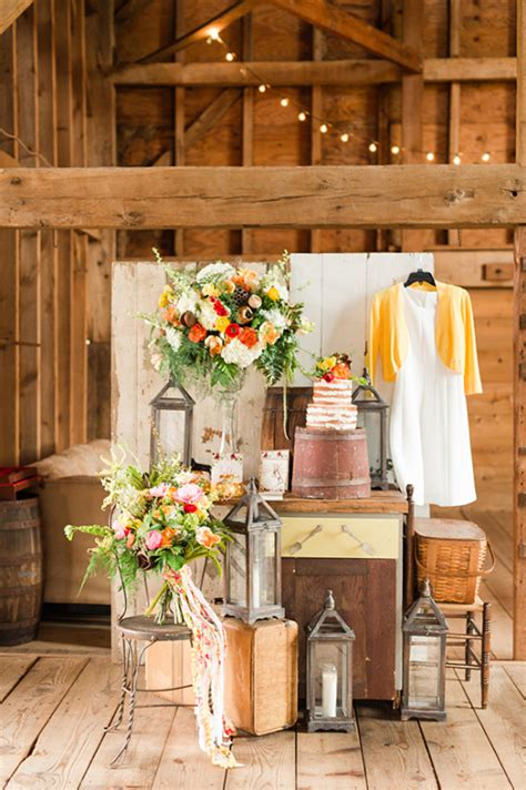 farm table wedding farm to table wedding