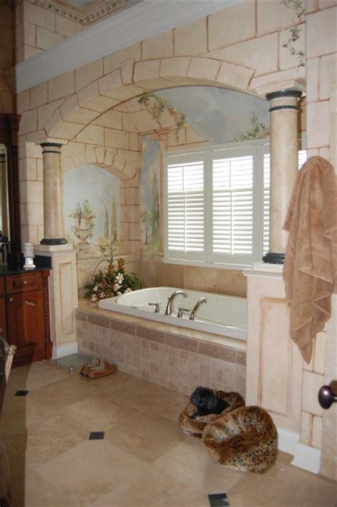 roman bath traditional bathroom chicago  doreen