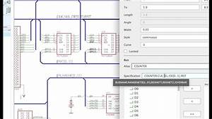 Schematic Wiring  New Bus Breakout  Dialog And More - Pcb Design