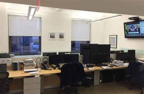 Office Sublet With Trading Installation Ideal for Hedge