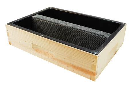 Hive Top Feeder With Plastic Insert  Urban Bee Supplies