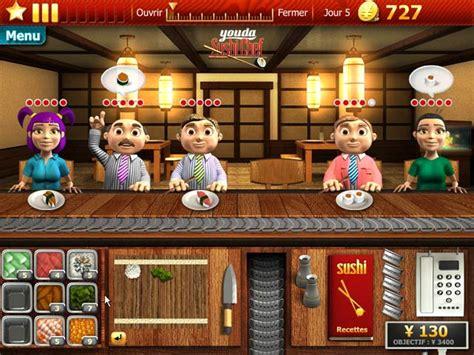 jeux de cuisine sushi youda sushi chef gt jeu iphone android et pc big fish