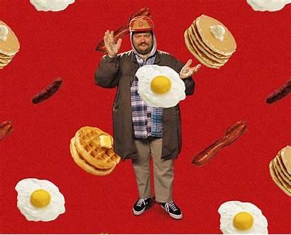 Breakfast Matty Giphy Gifs Dead Tweet