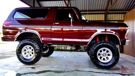 ford bronco  amazing photo gallery  information