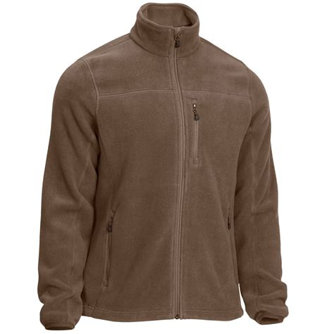 ems mens classic  fleece jacket bobs stores