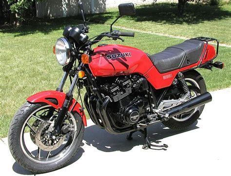 1981 suzuki gsx 1100 l moto zombdrive