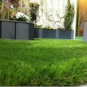 Gazon Synthétique Moins Cher : gazon synthetique 1x4 achat vente gazon synthetique ~ Edinachiropracticcenter.com Idées de Décoration