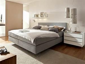 Schlafzimmer Set Mit Boxspringbett : komplett schlafzimmer mit boxspringbett komplett ~ Lateststills.com Haus und Dekorationen