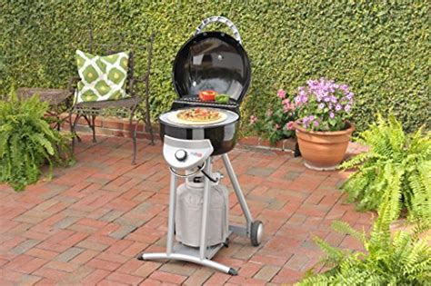char broil tru infrared patio bistro gas grill black