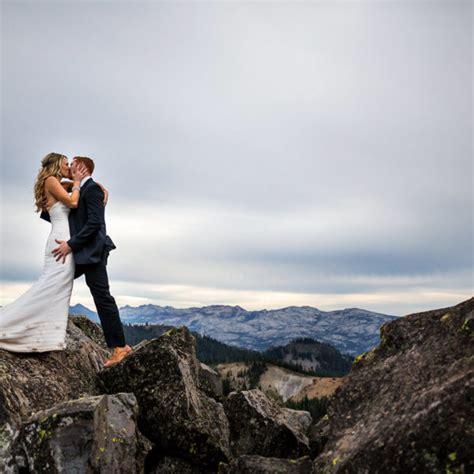 adventurous wedding photography  california