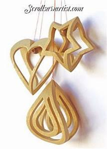 Scroll Saw Patterns :: Holidays :: Christmas :: 3D