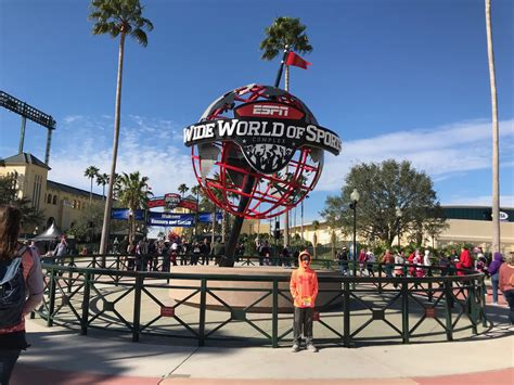 Espn Wide World Of Sports Complex Debuts New Arena