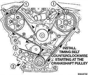 2001 Chrysler 300m Code 1389 320 340 Replaced Cam Crank Sensor Still Same Code And Same Problem