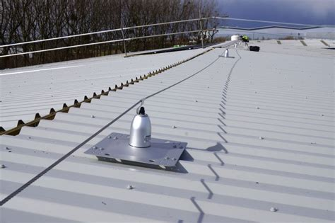 Mansafe System Regulations Manufactured Home Roof Replacement Epdm Flat Slate Snow Guards Truss Best Gutter Guard For Metal Red Inn Westbury Ny Flashing On Install Protect All Rubber Treatment