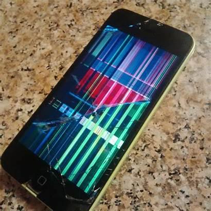 Iphone Screen Cracked Fix Repair 5c Screens