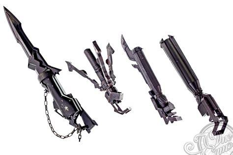 theonecam 187 figma insane black rock shooter