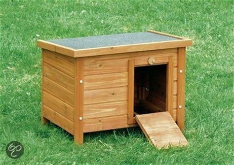 maxi zoo siege social bol com karlie kooi karlie konijnenhok domo 51x42x43cm