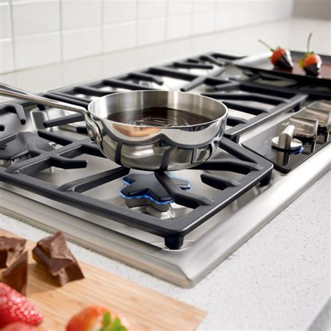 thermador gas cooktop sgsx365fs masterpiece 36 stainless steel gas cooktop 5