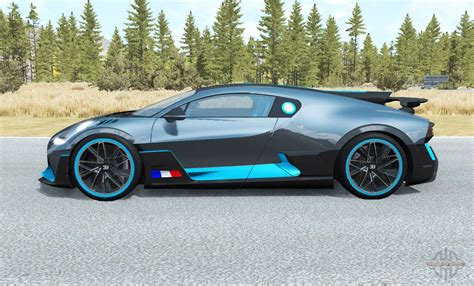 Enjoy the game and its realistic physics and crashes! Bugatti Divo 2018 для BeamNG Drive