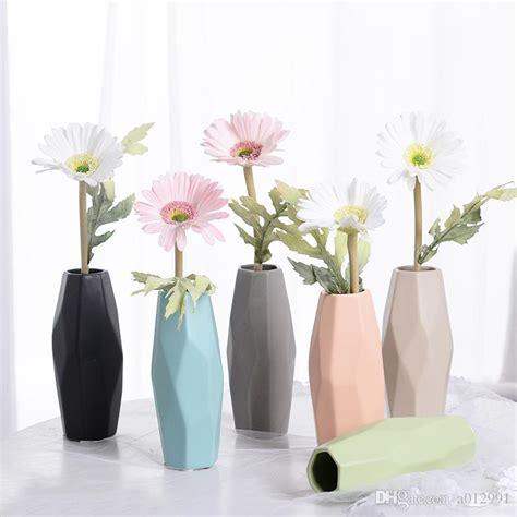 Flower Vases For Sale by Scandinavian Modern Minimalist Ceramic Flower Vases For