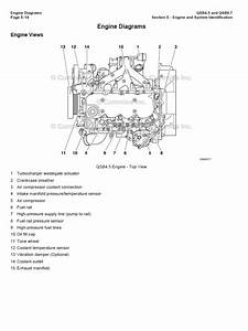 Cummins Qsb4 5  Qsb6 7 Engines Pdf Operation And